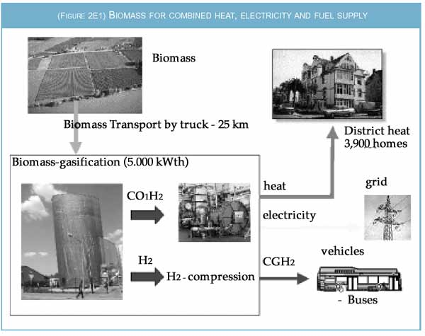 The Prospects For A Hydrogen Economy Based On Renewable
